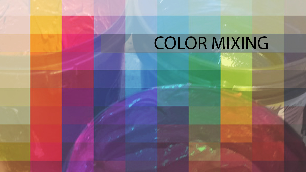 color-mixing